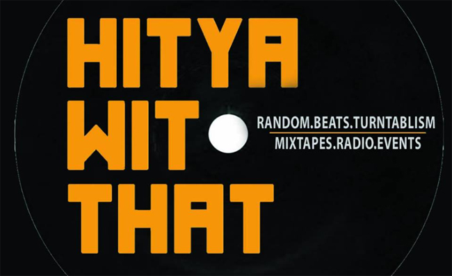 HitYaWitThat Scratch Session