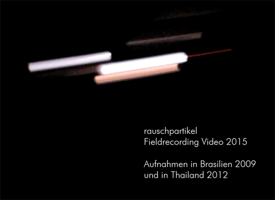 fieldrecording videomix 001